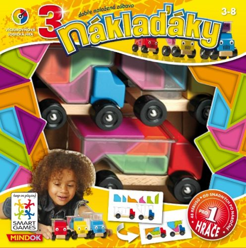 Mindok: Smart: 3 náklaďáky cena od 519 Kč