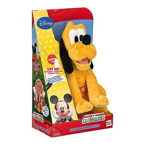 IMC Pluto plyš 27cm