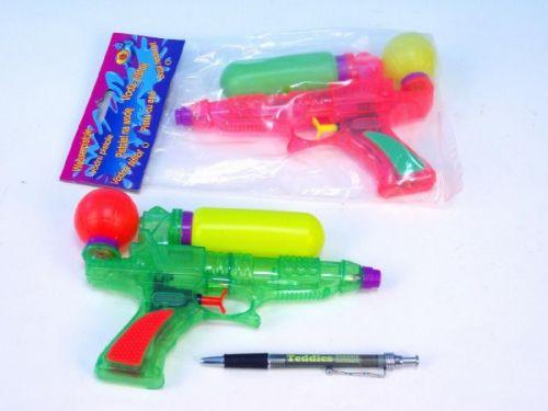 Mikro hračky Vodní pistole 20 cm cena od 35 Kč