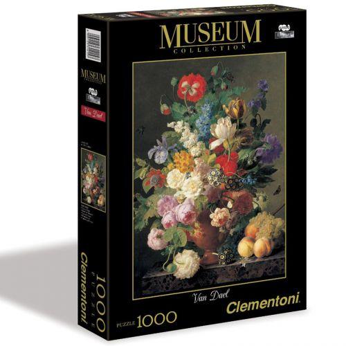 Clementoni Museum Van Dael 1000 dílků