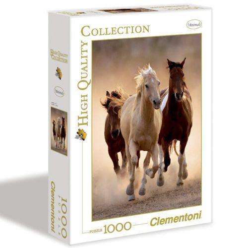 Clementoni 39168 Běžící koně