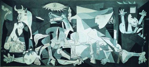 Educa Guernica Pablo Picasso