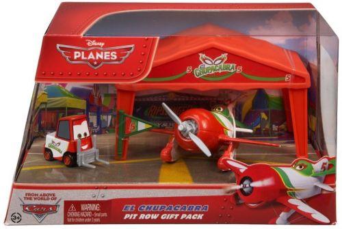 MATTEL Planes letadla El Chupacabra Y5739 cena od 509 Kč