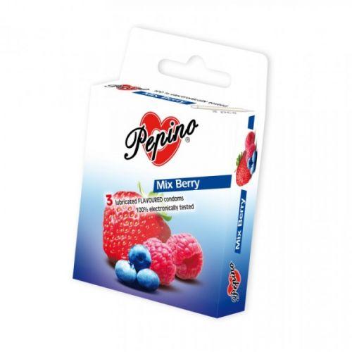 Pepino Mix Berry 3 ks