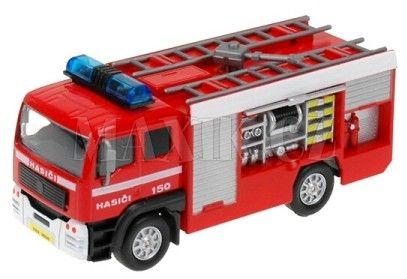 Teddies Auto hasičské 14 cm cena od 177 Kč