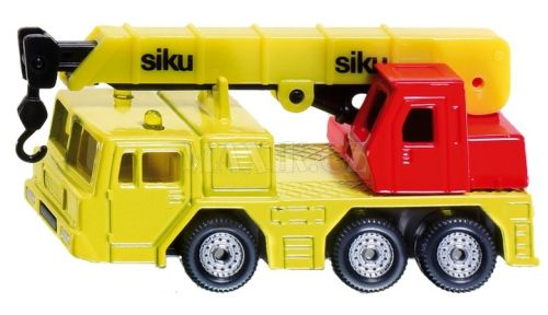 SIKU Blister 1326 Hydraulický autojeřáb cena od 54 Kč