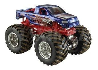 Hot Wheels Auta Monster Jam