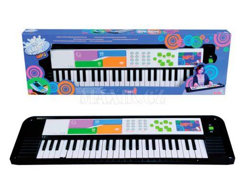 Simba Elektronické klávesy pro MP3  cena od 749 Kč