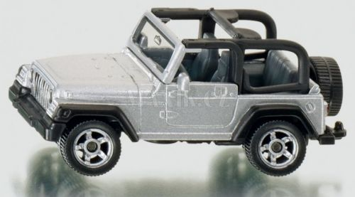 SIKU Blister Jeep Wrangler cena od 68 Kč