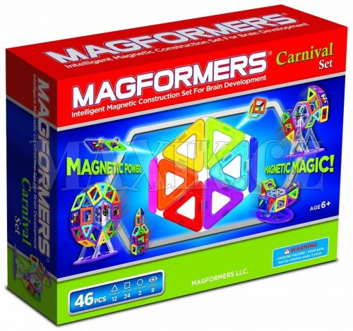Magformers Carnival