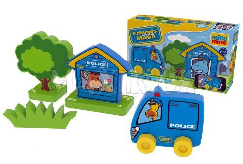 Millaminis Malá policejní stanice cena od 126 Kč