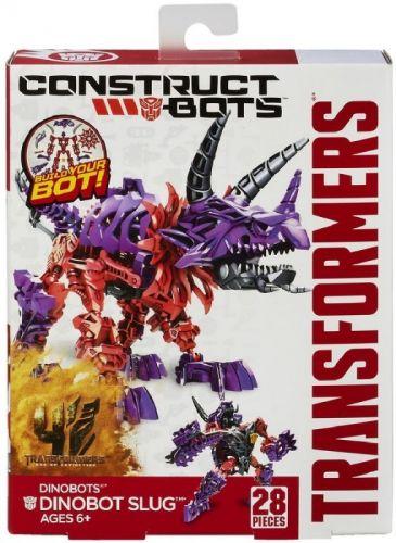 Hasbro Transformers 4 CONSTRUCT BOTS DINOBOT SLUG cena od 0 Kč