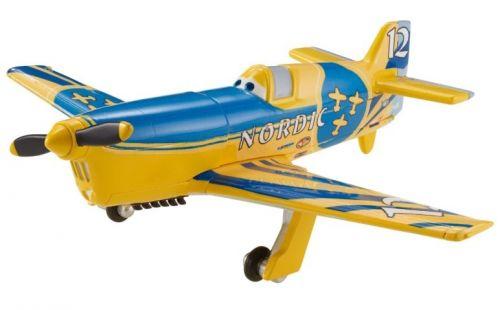 MATTEL Planes Gunnar Viking BDB85 cena od 0 Kč