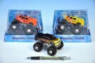 Mikro hračky monster truck 9 cm cena od 110 Kč