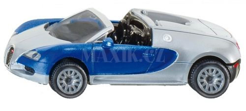 SIKU Bugatti Veyron Grand Sport 1353 cena od 62 Kč
