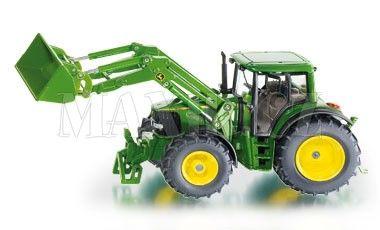 SIKU Farmer Traktor John Deere s čelním nakladačem cena od 619 Kč