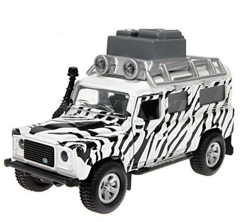 Teddies Land Rover safari cena od 0 Kč