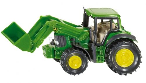 SIKU Blister 1341 Traktor John Deere s nakladačem cena od 85 Kč