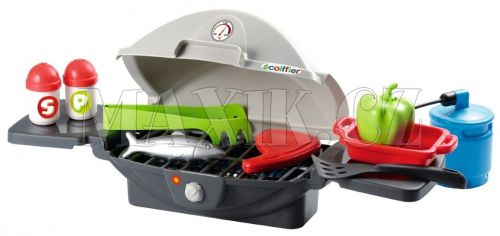 Ecoiffier Barbecue cena od 244 Kč