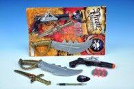 Mikro hračky Piráti sada cena od 102 Kč