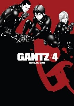 Hiroja Oku: Gantz 4 cena od 128 Kč