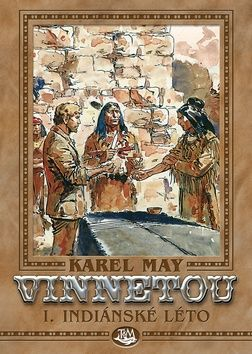Karl May: Vinnetou I cena od 175 Kč