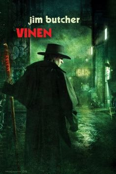 XXL obrazek Jim Butcher: Vinen