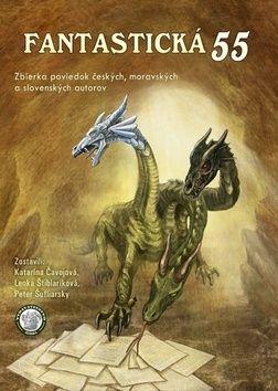 Fantastická 55 - Kolektív autorov cena od 169 Kč