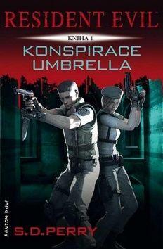 Perry S. D.: Resident Evil 1 - Konspirace Umbrella cena od 159 Kč