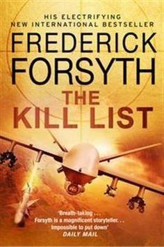 Frederick Forsyth: The Kill List cena od 165 Kč