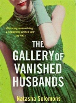 Natasha Solomonsová: The Gallery of Vanished Husbands cena od 189 Kč