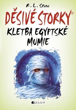 Robert L. Stine: Děsivé storky - Kletba egyptské mumie cena od 60 Kč