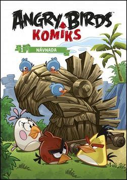 Tapani Bagge: Angry Birds - Návnada cena od 33 Kč