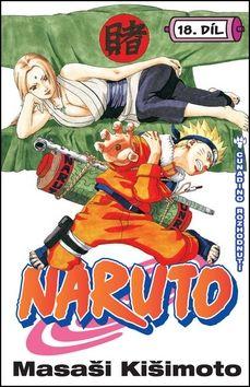 Masaši Kišimoto: Naruto 18 - Cunadino rozhodnutí cena od 128 Kč