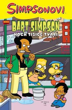 Matt Groening: Simpsonovi - Bart Simpson 6/2014 - Hoch tisíce tváří cena od 25 Kč