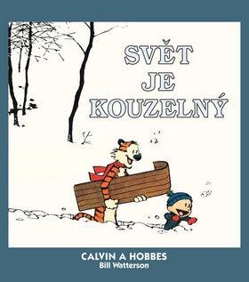 Bill Watterson: Calvin a Hobbes 11 - Svět je kouzelný cena od 129 Kč
