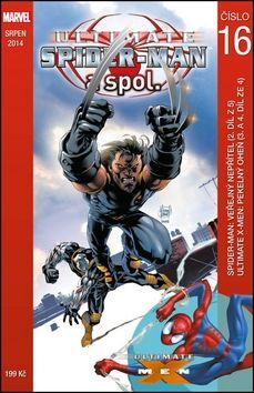 Bendis Brian Michael: Ultimate Spider-man a spol. 16 cena od 133 Kč