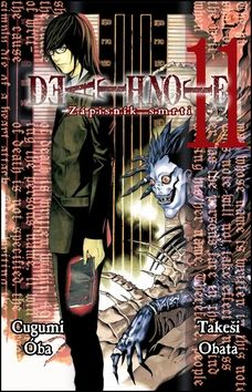 Takeshi Obata, Tsugumi Ohba: Death Note - Zápisník smrti 11 cena od 131 Kč