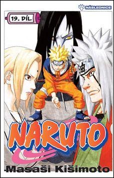 Masaši Kišimoto: Naruto 19 - Následnice cena od 124 Kč