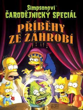 Matt Groening: Simpsonovi: Příběhy ze záhrobí cena od 227 Kč