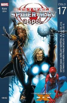 Ultimate Spider-Man a spol. 17 cena od 132 Kč
