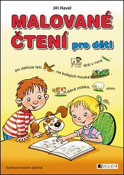 Jiří Havel: Malované čtení pro děti cena od 89 Kč