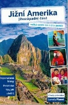 Jižní Amerika Jihozápadní část cena od 584 Kč