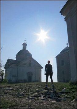 Marek Odstrčilík: Srdce v běhu cena od 231 Kč