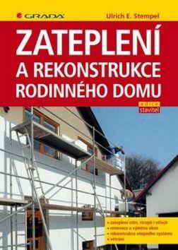Ulrich Stempel: Zateplení a rekonstrukce rodinného domu cena od 253 Kč