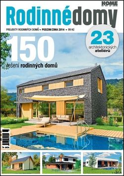 Kolektiv: Projekty Rodinných domů 2014 / 2 ( Podzim / Zima ) cena od 68 Kč