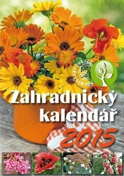 Zahradnický kalendář 2015 cena od 144 Kč