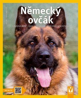 Antesberger Helmut: Německý ovčák - Jak na to cena od 62 Kč