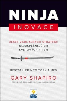 Gary Shapiro: Ninja Inovace cena od 212 Kč
