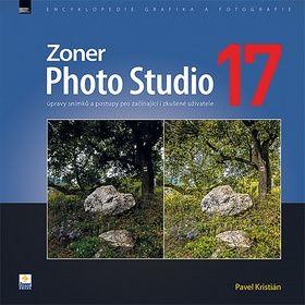 Pavel Kristián: Zoner Photo studio 17 cena od 254 Kč
